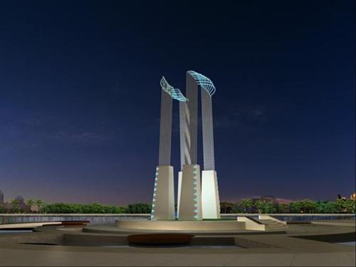 盛泽新城雕塑设计方案公示