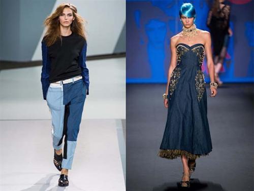 2013/14牛仔服装设计趋势分析