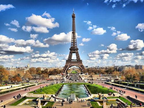 纺织业不好做?也许是你没找准机会!跟我们一起去浪漫的巴黎…一起干票大的!