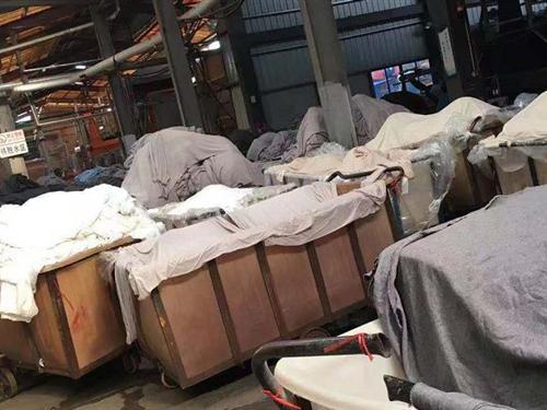 最新放假安排出炉:染厂或将1月6日停气、织厂集中于1月中上旬放假!离今年生产的时间已不足1个月!有订单请尽快安排!